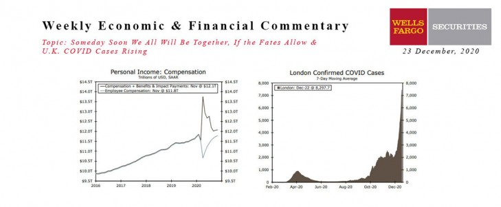 This Week's State Of The Economy - What Is Ahead? - 23 December 2020