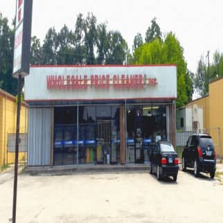 Wholesale Price Cleaners
